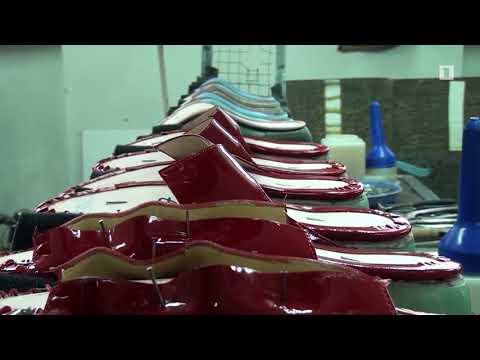 Հայկական կոշիկը շուկաներ է գրավում: ՀՀ ՏՆՏԵՍԱԿԱՆ ԶԱՐԳԱՑՄԱՆ ԵՎ ՆԵՐԴՐՈՒՄՆԵՐԻ ՆԱԽԱՐԱՐԻ ԱՅՑԸ SALI-Ի ԱՐՏԱԴՐԱՄԱՍ.