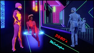 Modern synthpop & retrowave. 2080's mixtape