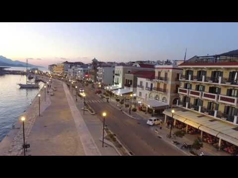 Samos town 2017