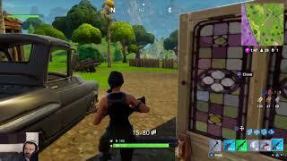 Fortnite: Battle Royale gameplay pt20 - BEHOLD! Gunplay Failure (Final)
