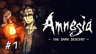 POWRÓT DO KLASYKI HORRORÓW INDIE | Amnesia: The Dark Descent #1