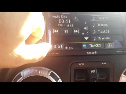 How to Copy Music From a CD To The Hard Drive of Your Jeep