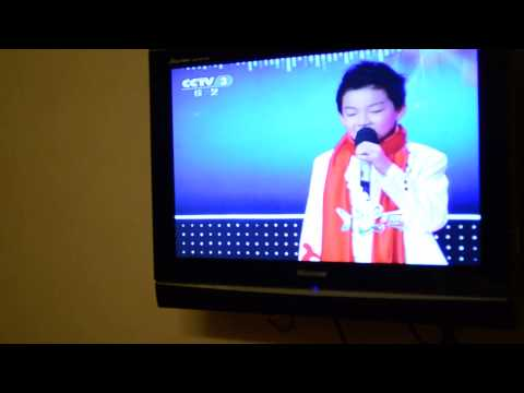 Песни Витаса исполняют участники передачи Минута славы по-китайски
