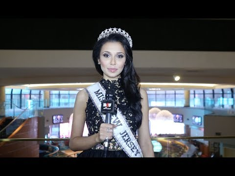 Emily Shah - Miss New Jersey USA 2014 Exclusive Interview with B4U Television