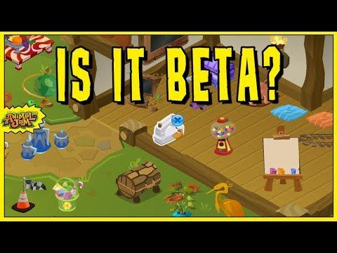 Animal Jam - Is It Beta?