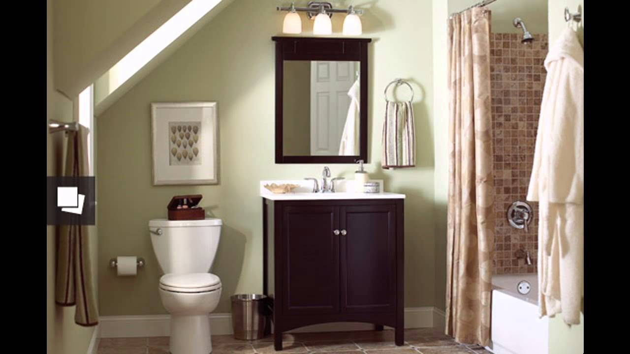 Simple Bathroom Renovation Ideas Youtube How To Upgrade Your Home Depot