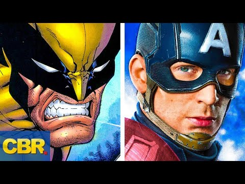MCU X-Men Will Be Introduced By These Movies And Shows