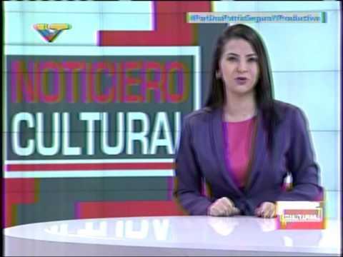 Noticiero Cultural (19/01/2017)  Titulares y Noticias