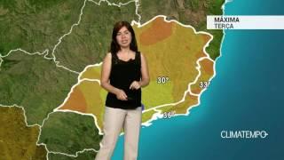 Previsão Sudeste – Mais chuva para SP e MG