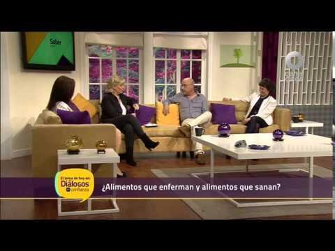Diálogos en confianza Saber vivir: ¿Alimentos que enferman y alimentos que sanan? Canal 11