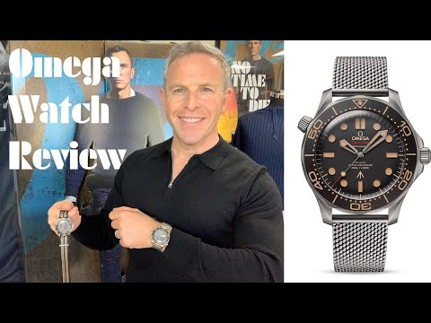 The No Time To Die Omega Watch Review