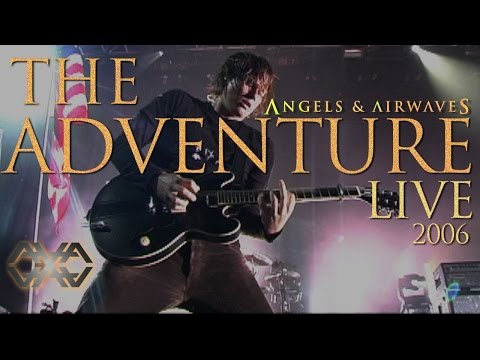 "Angels & Airwaves ""The Adventure"" Live (2006)"
