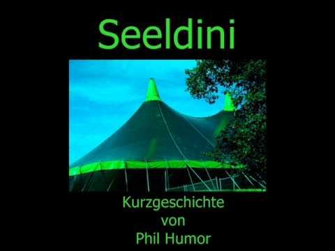 Seeldini - Seelenreisen im Jahrmarktszelt. Story von Phil Humor