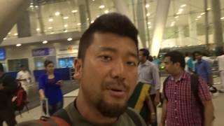 アキーラさん利用①インド・チェンナイの空港!Chennai airport in India