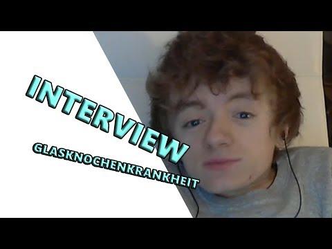 Interview mit Typitus er redet über seine Glasknochenkrankheit