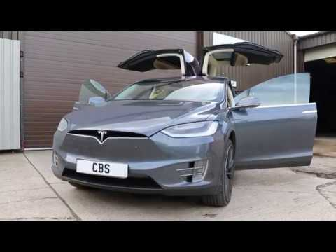 Extra Protection For your Tesla P100D | Blackvue DR900s 2ch with B124 battery |CBS Automotive