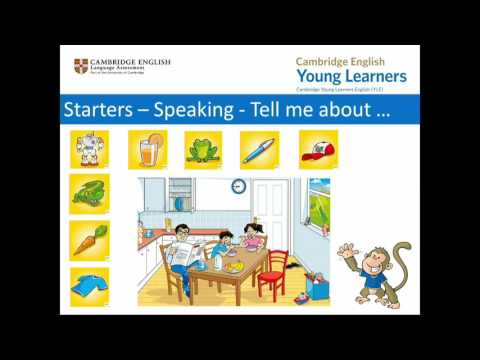 Revised Cambridge English: Young Learners tests – an
