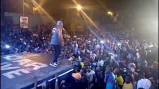 Maajabu Ya Jaymond Kwenye Show Roma Na Stamina (Rostam) Ni Fire.