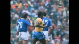 Pelé vs Zidane