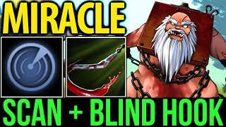 Miracle- [Pudge] 9k vs 4k - Scan & Blind Hook Dota2