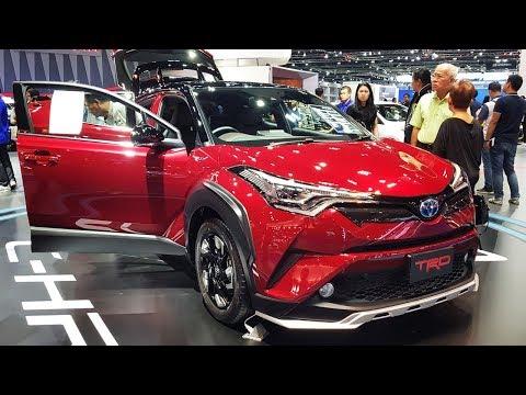 Toyota C-HR HV HI TRD ราคา 1,169,000 บาท