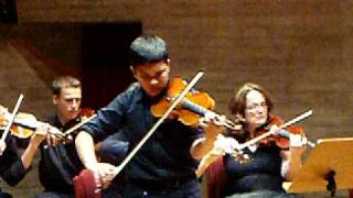 Severin - Mozart  Violin Konzert  D-Dur 3-Satz .mov