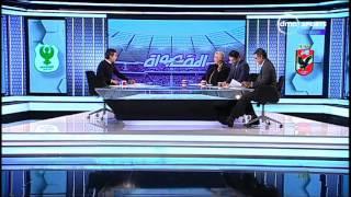 المقصورة - كوميديا محمد بركات مع حسن شحاتة واحمد حسن