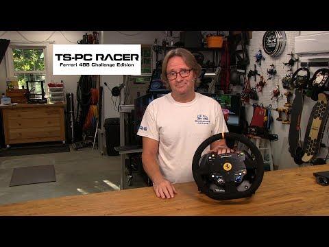 Thrustmaster TS-PC Ferrari 488  Challenge Edition Review
