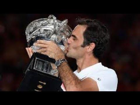 ATP Tennis - Australian Open Past Champions (2001-2018)