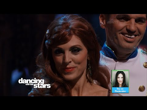 Marla Maples Elimination on Dancing with the Stars | LIVE 4-11-16