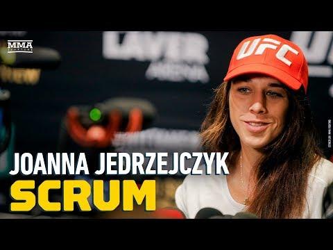 Joanna Jedrzejczyk heading back to strawweight, eyeing August or October return