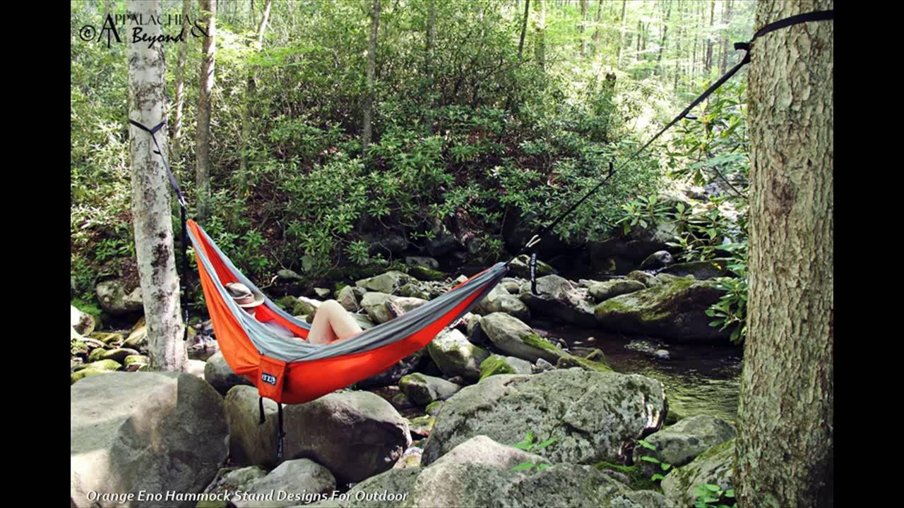 17 ideal eno hammock stand layouts for indoor and also outdoor