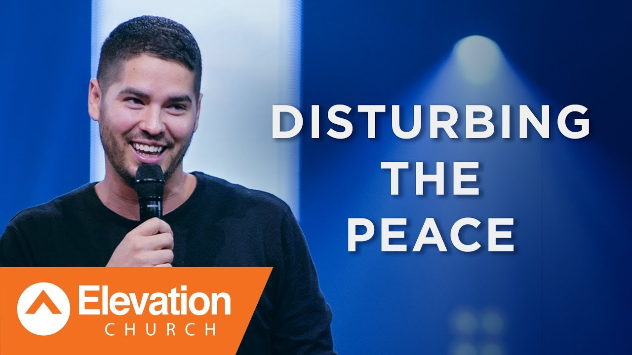 Disturbing the Peace | Jonathan Josephs