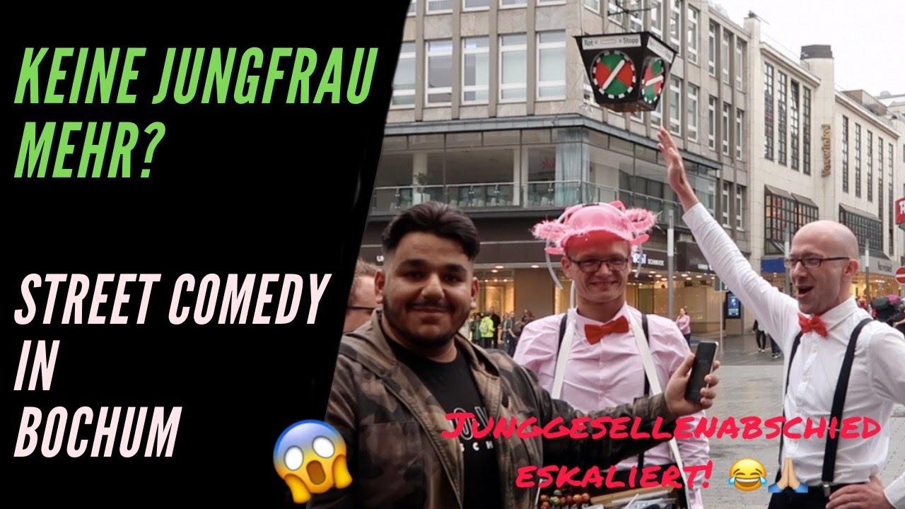 KEINE JUNGFRAU MEHR? 😱   Deine Reaktion   Street Comedy