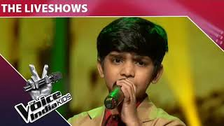 Mohd Fazil || Pardesi Pardesi || The Voice of india kids || Buc Music