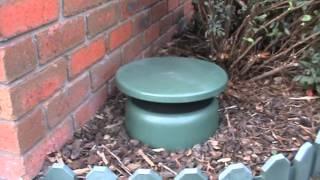 Outdoor Speaker Sound Test