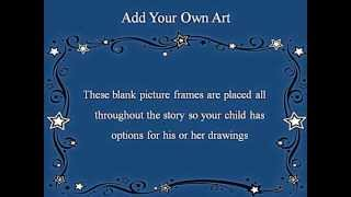 The Adventures of Billy Chicken Toes & the Wolf: Add Your Own Art Children's Books