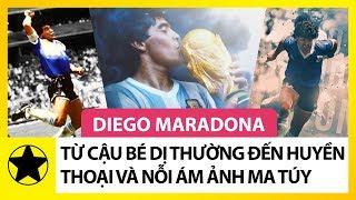 Diego Maradona – Cậu Bé Dị Thường Trở Thành Huyền Thoại Bóng Đá Và Nỗi Ám Ảnh Với Ma Túy