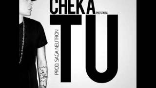 Cheka - TU (Prod. Saga Neutron)(By JGalvezFlow)(Original)