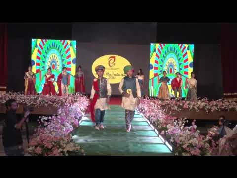 Gujarat Kids Fashion Week (GKFW 2019)
