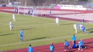 "SV Böblingen - VfL Sindelfingen - 0:2, 16.3.2014 ""Derby"", Verbandsliga Württemberg"