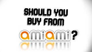 Download [2020] SHOULD YOU BUY FROM Amiami? Amiami Review + Gunpla Haul