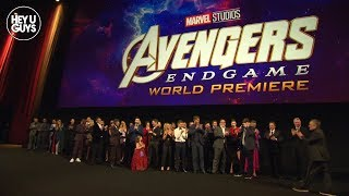 Avengers: Endgame Premiere EPIC Cast Photo