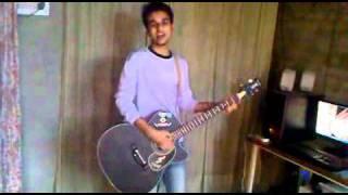 bhaag dk bose in guitar