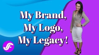 My Brand, My Logo, My Legacy! -- Jenniffer Firpo, B.F.A. Advertising Design