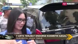 Pedangdut Nella Kharisma Diperiksa Polisi Soal Kosmetik Ilegal - Police Line 18/12