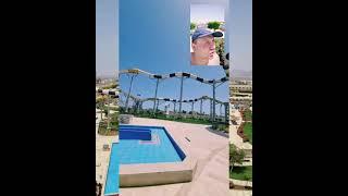 Обзор самой большой горки в отеле Альбатрос Аквапарк Albatros Aqua park Самая большая горка