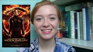 Mockingjay Part I Movie Reaction Thumbnail