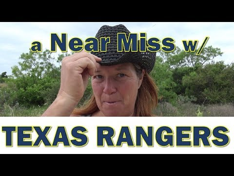 Road Trip Adventures: Illegal Camping in a Texas City Park?