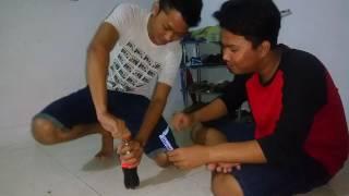 Percobaan Coca Cola dan Mentos , Only 18+